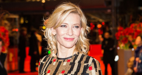 featured - Cate Blanchett