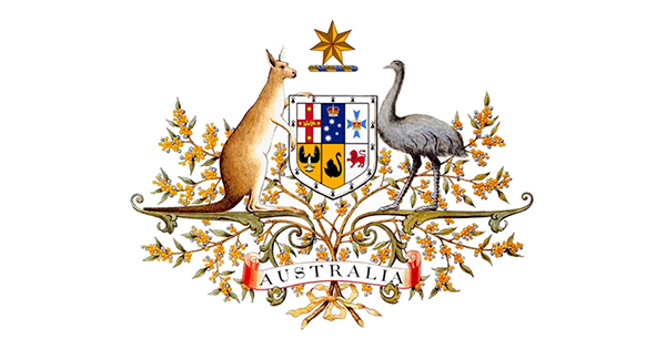 Australia Coat of Arms - featured