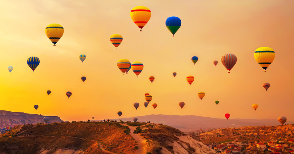 featured - hot air balloons