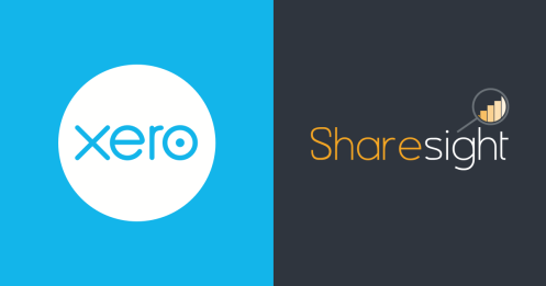 Xero + Sharesight