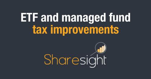 ETF managed fund tax australia