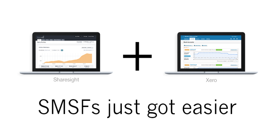 Manage your SMSF with Sharesight + Xero