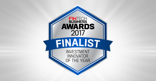 Featured - Investment Innovator of the Year Finalist 2017
