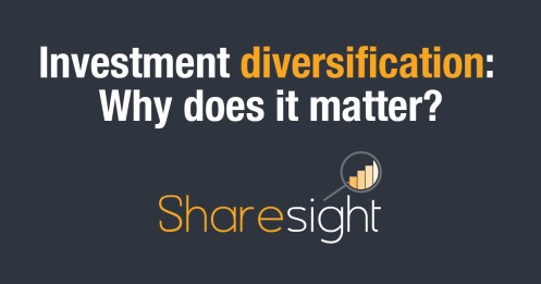 Investment Diversification benefits