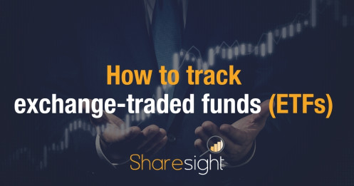 How to track ETFs (1)