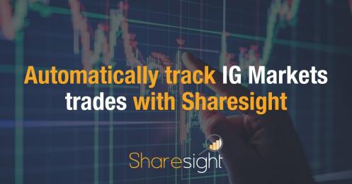 Automatically track IG Markets trades 2