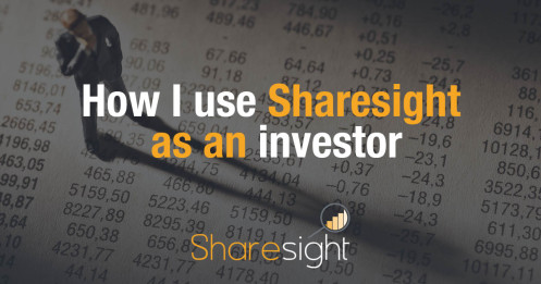 How I use Shaersight as an investor