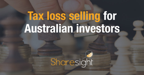 featured - Tax loss selling for Australian investors