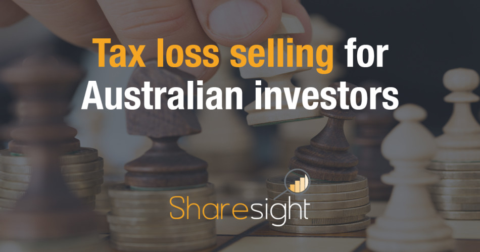 Tax loss selling for Australian investors
