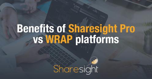 Sharesight Pro vs WRAPs