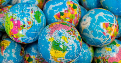 featured - globes