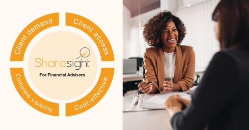 Financial advisors Sharesight Pro