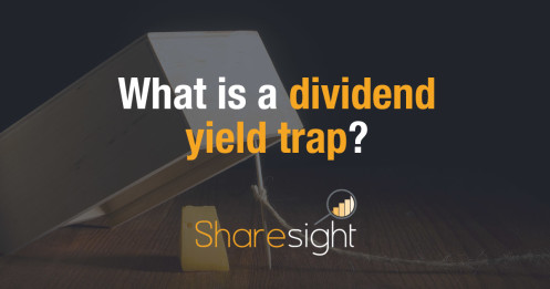 What is a dividend yield trap