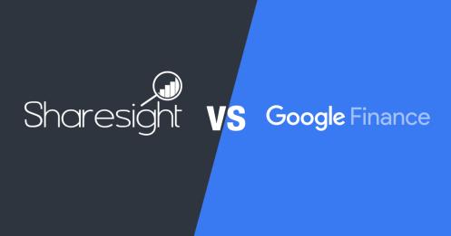 featured - Sharesight vs Google Finance