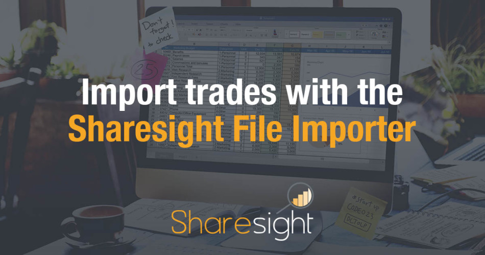 Sharesight File Importer