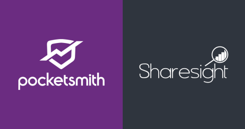 Sharesight PocketSmith Net Wealth