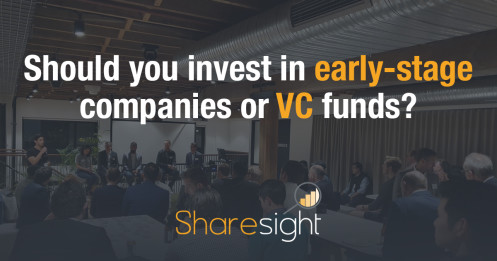 featured - Should you invest in early-stage companies or VC funds?