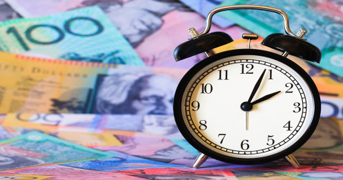 featured - time & Australian money