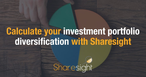 Calculate your investment diversity