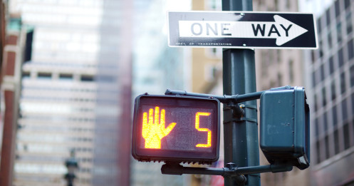 featured - traffic sign