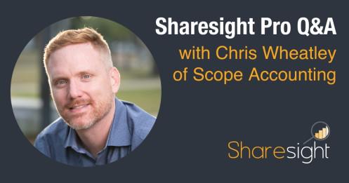 Scope Accounting Sharesight case study