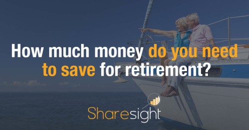 How much money do you need to save for retirement