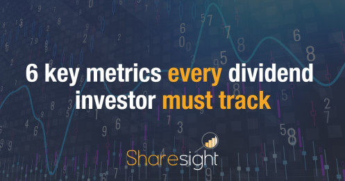 Key metrics for dividend investors2