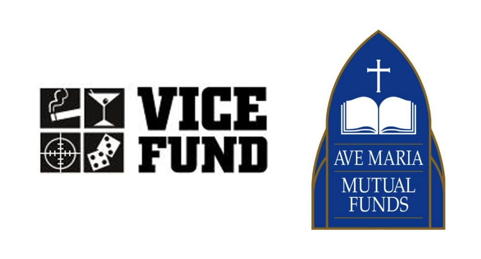 logos - Vice Fund & Ave Maria Mutual Funds