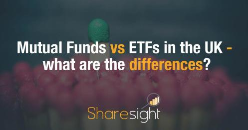 Mutual Funds vs ETFs differences