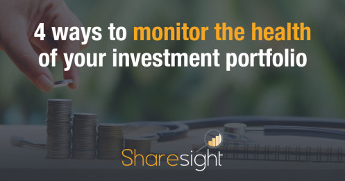 featured - 4 ways to monitor the health of your investment portfolio
