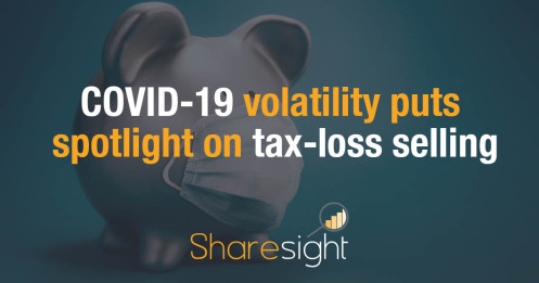 COVID-19 volatility puts spotlight on tax-loss selling