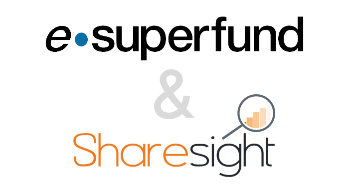 esuperfund + sharesight