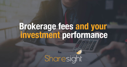 Brokerage Fees Investment Performance