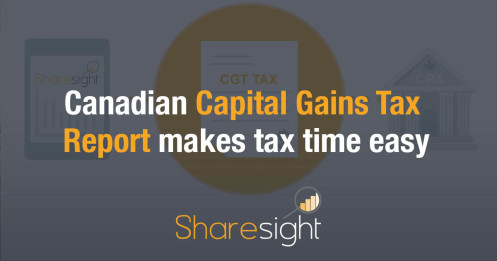 canadian CGT report for investors