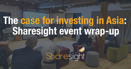 The case for investing in Asia: Sharesight event wrap-up