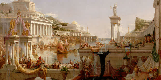 How Maritime Insurance Helped Build Ancient Rome