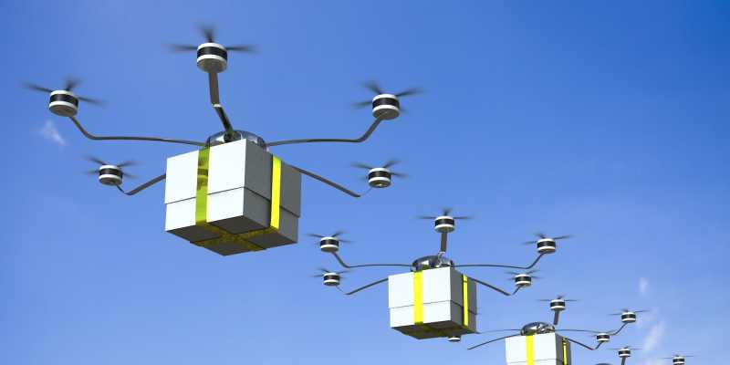 Rethinking Last-Mile Logistics: Deploying Swarms of Drones with Self-Driving Trucks