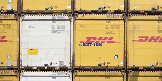 DHL Global Forwarding Failed on Software, and That's Why It's Being Sold So Cheaply