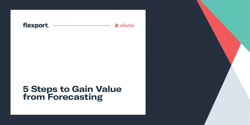5 Steps to Gain Value from Forecasting
