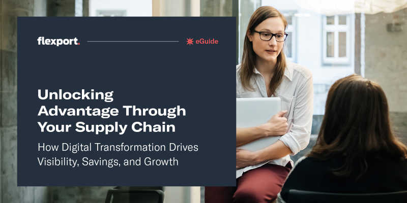 Unlocking Advantage Through Your Supply Chain