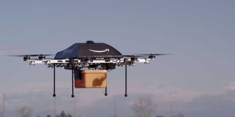 The Economics of Drone Delivery
