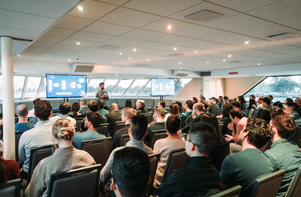 Tech Talks at Sea October Event
