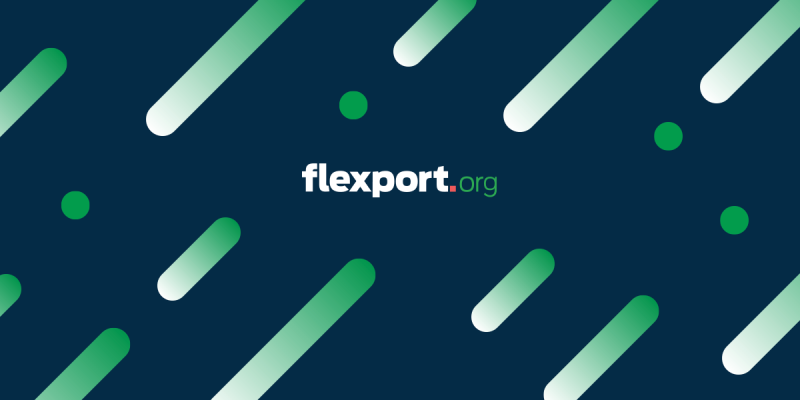 Flexport.org one year anniversary