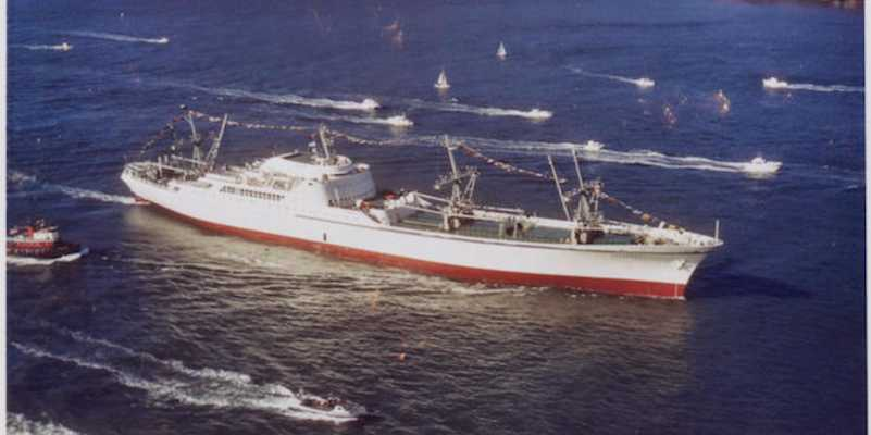 When America Dreamed of a Nuclear-Powered Cargo Fleet