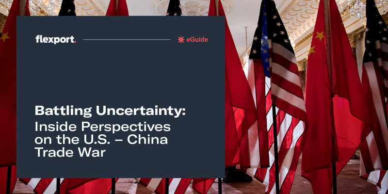 Battling Uncertainty: Inside Perspectives on the U.S.-China Trade War