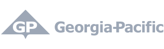 Georgia Pacific GP Logo Large