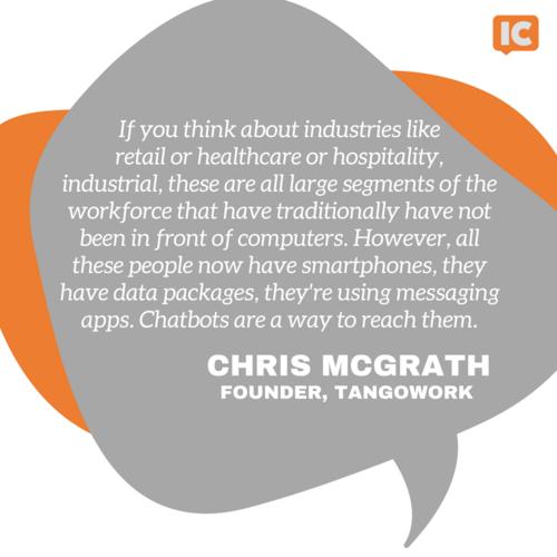 Chris McGrath quote