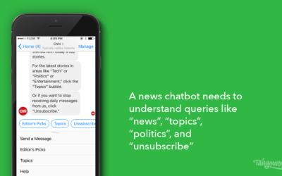 CNN chatbot