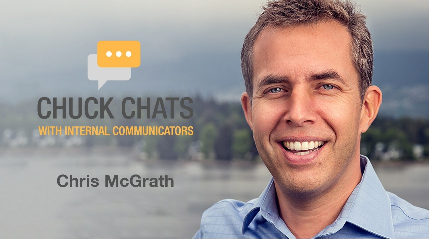 Chris McGrath - chuck chats