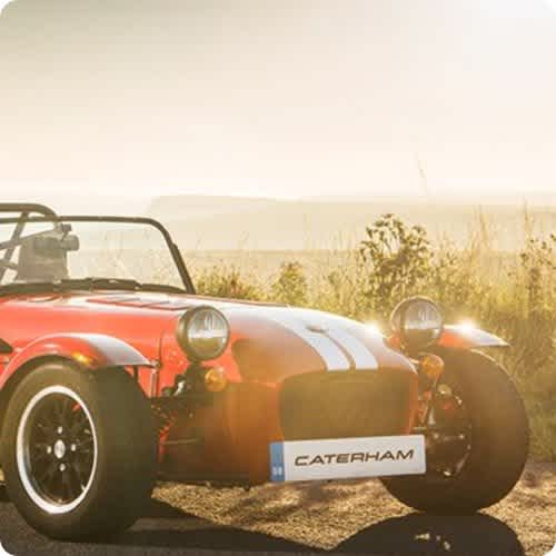 Caterham cars case study